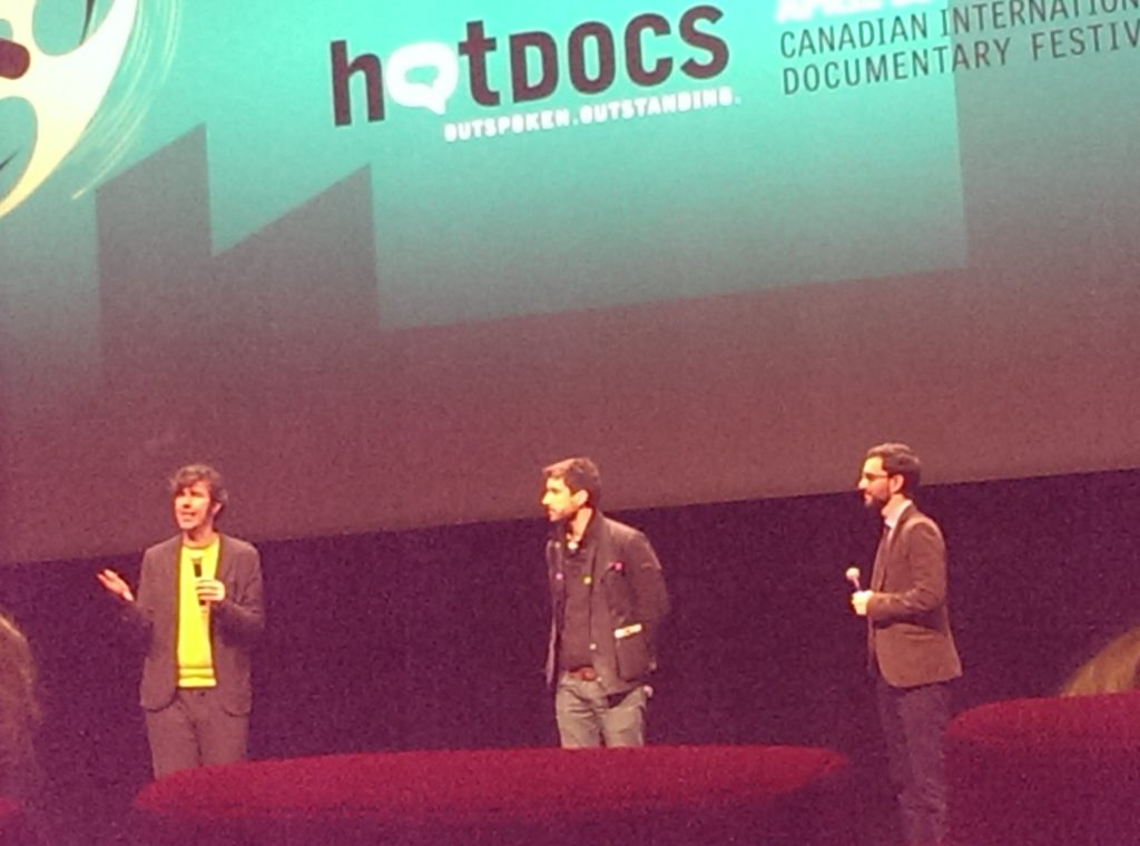 The Happy Film at Hot Docs 2016